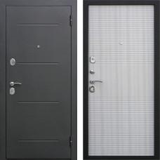 Дверь металлическая GARDA Белый Ясень 860R