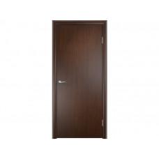 Дверь ДПГ 800 (Венге/каштан темный)