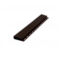 Наличник широкий 3050*1,1 (1уп=24шт) (темно-коричневый)