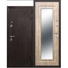Дверь мет. Йошкар Ель ЗЕРКАЛО 960L