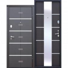 Дверь металлическая ALTATECH  Венге 880L
