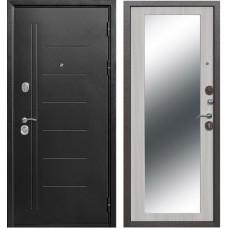 Дверь мет. Троя MAXI зеркало Дуб сонома 860L
