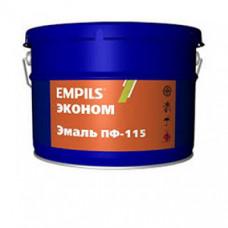 """Эмаль ПФ-115 """"EMPILS"""" Белая 10кг"""