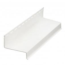 Планка сливная 3050*1,1 (10шт) (белый)