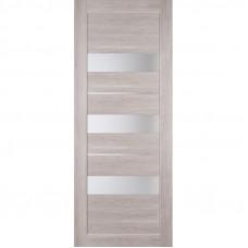 Дверь ДПО 600 ТРЕНТО (Дуб Серый), шт